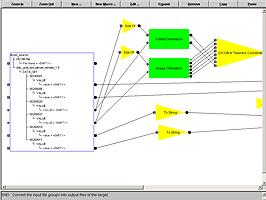 LONI Debabeler tool GUI imag