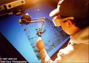 nano workbench in operation